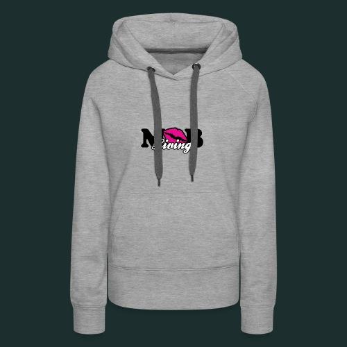 mob-gif - Vrouwen Premium hoodie