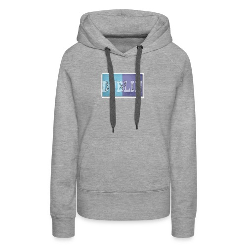 Dublin Distressed Flag T-Shirt - Women's Premium Hoodie