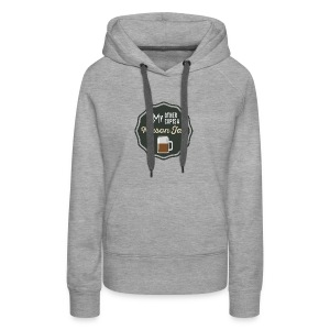 My Other Cup Is A Mason Jar - Women's Premium Hoodie