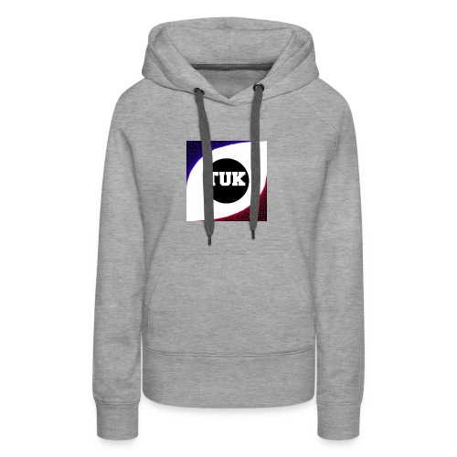 new stream and youtube logo - Women's Premium Hoodie