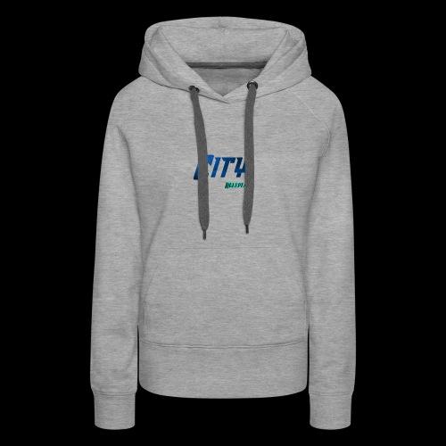 CityRP | Logo - Frauen Premium Hoodie