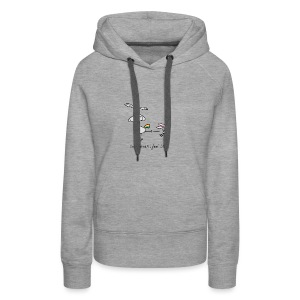 Dru - Sometimes I feel like... - Frauen Premium Hoodie