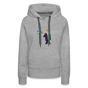 Drumpf and his Fairlies - Women's Premium Hoodie