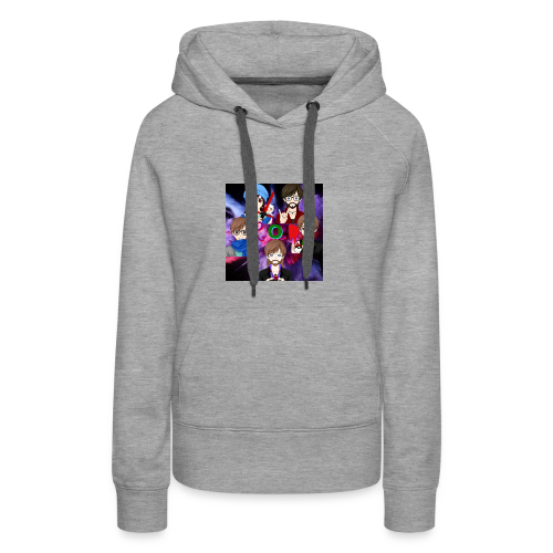 ReviewOrDie Cast Members - Women's Premium Hoodie
