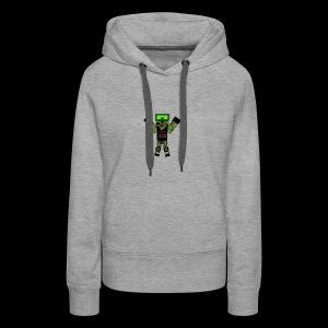 Tshirt - Frauen Premium Hoodie