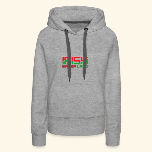 Irish Gamer Ladd - Women's Premium Hoodie