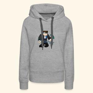 Naam+mc - Vrouwen Premium hoodie