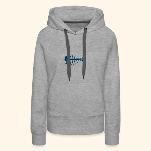 fish 2030381 960 720 - Sweat-shirt à capuche Premium pour femmes