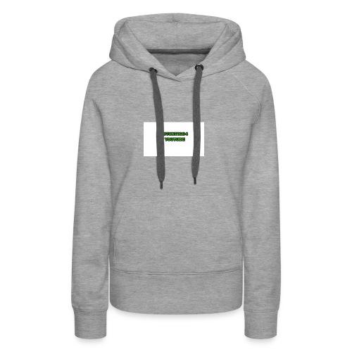 18698412 1696193290684134 2305793943923551510 n - Sweat-shirt à capuche Premium pour femmes