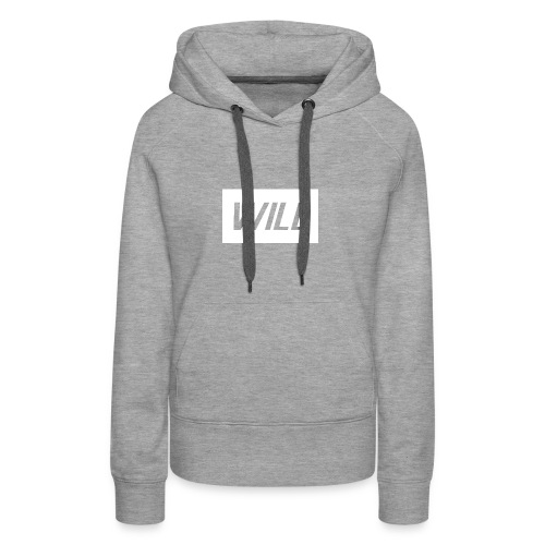 Official Will Clothing - Women's Premium Hoodie