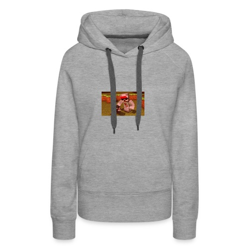 Repreax and his cat - Frauen Premium Hoodie