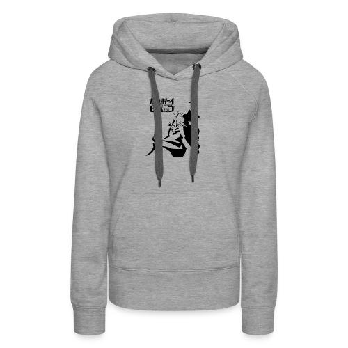 Cowboy Bebop logo - Women's Premium Hoodie