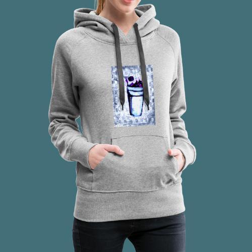 Doublecup - Frauen Premium Hoodie