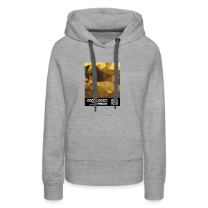 Camouflage Amber – Muskoka Collection 1708 - Frauen Premium Hoodie