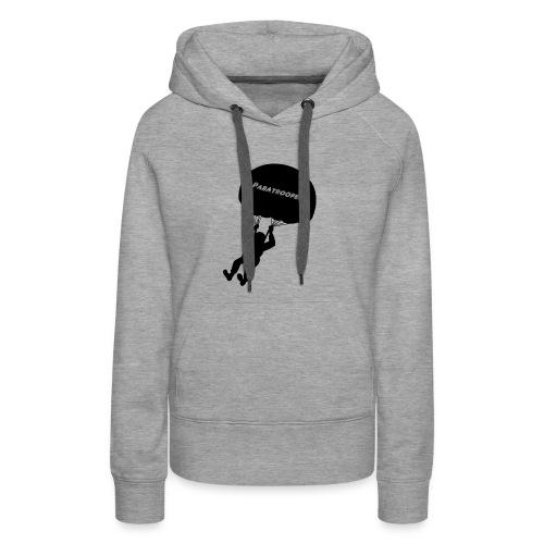 Fallschirmjaeger - Frauen Premium Hoodie