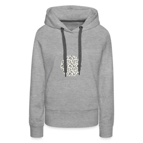 Mandala - Frauen Premium Hoodie