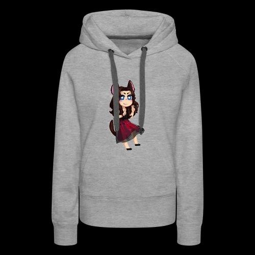 Chibi Avatar - Frauen Premium Hoodie