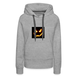 Pumkin scary - Frauen Premium Hoodie