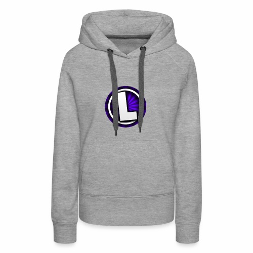 Lynx's Logo Design - Women's Premium Hoodie