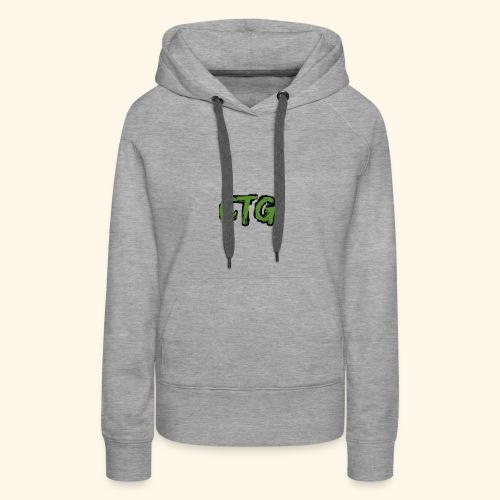 * OFFICIAL * New 2018 Logo Merch - Women's Premium Hoodie
