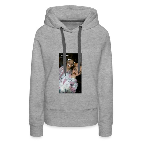 lisa und pia-pb - Frauen Premium Hoodie