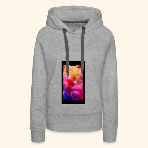 Galaxy T-Shirt - Women's Premium Hoodie
