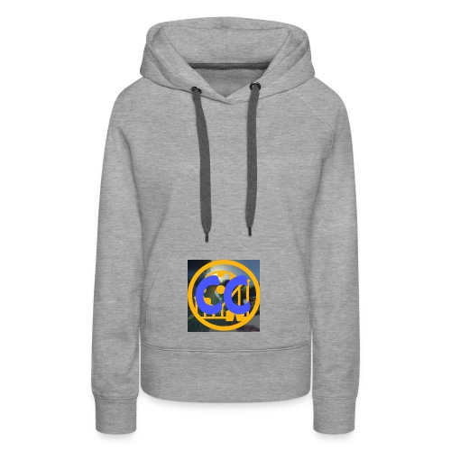 CoasterCraft - Vrouwen Premium hoodie