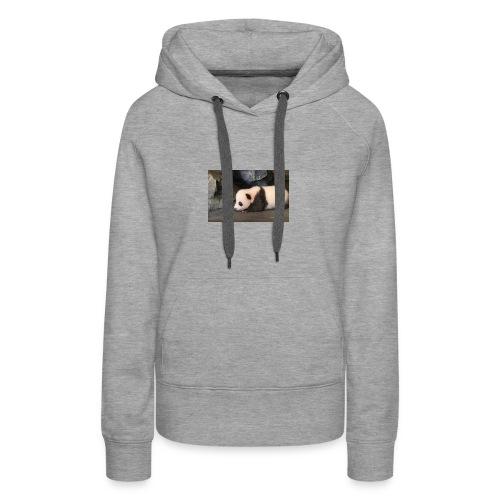 648x415 petite femelle panda nee debut juin 2016 z - Sweat-shirt à capuche Premium pour femmes