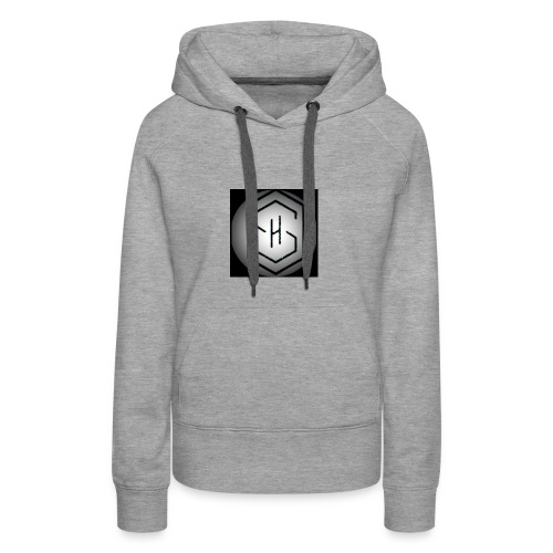 It's a s.h clothing brand which includes t shirts - Women's Premium Hoodie