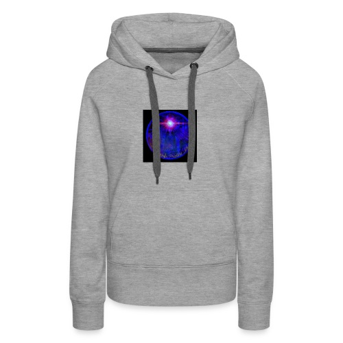The High Priestess Logo - Women's Premium Hoodie