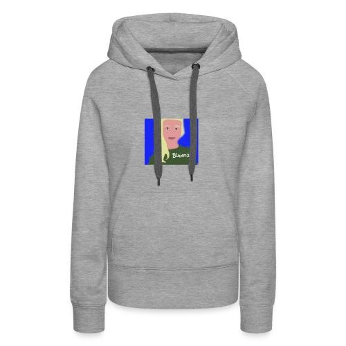 BlaimzMerchandise - Vrouwen Premium hoodie