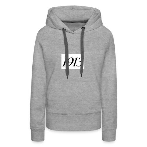 1913 - Vrouwen Premium hoodie