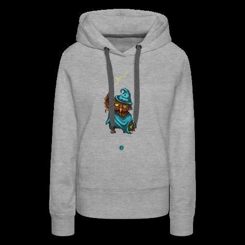 Drunken Owl - Women's Premium Hoodie