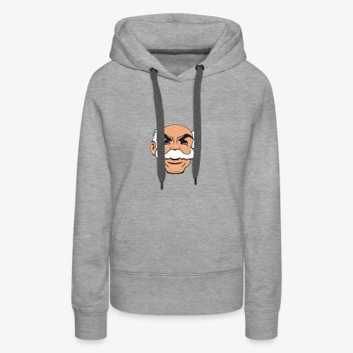 MASK OFF - Sweat-shirt à capuche Premium pour femmes