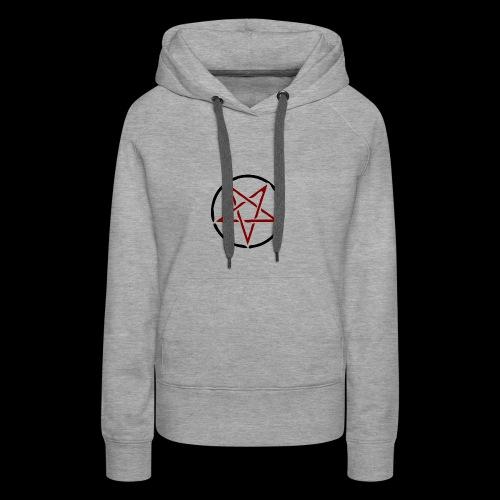pentagram - Women's Premium Hoodie