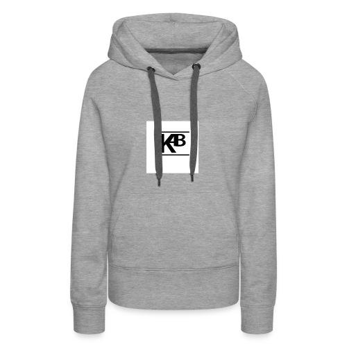 Kick4Bros - Frauen Premium Hoodie