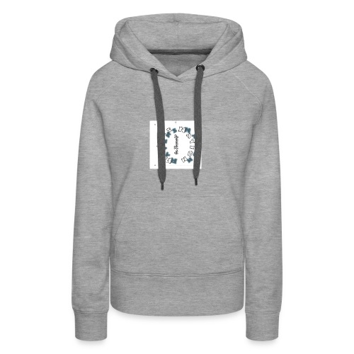 Ravers Nation (be yourself) - Frauen Premium Hoodie