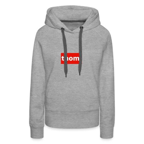 thom. - Women's Premium Hoodie