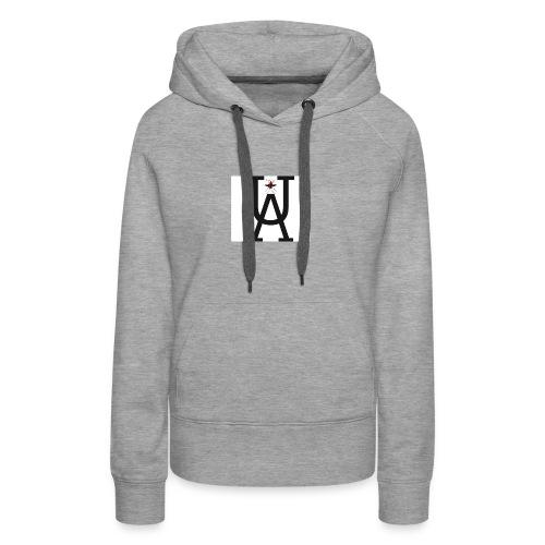 uå hoodie - Premiumluvtröja dam