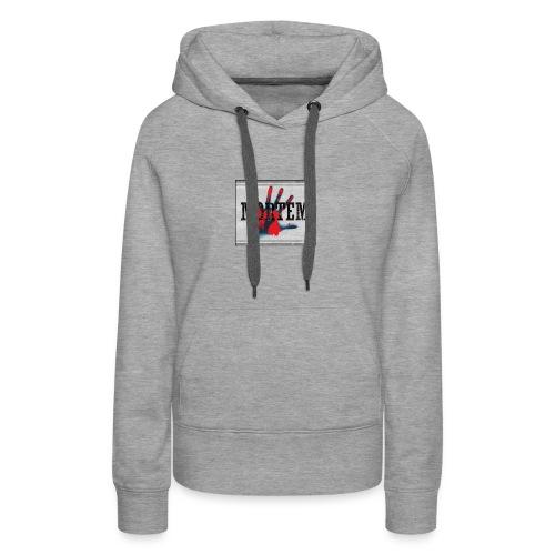 Mortem - Frauen Premium Hoodie
