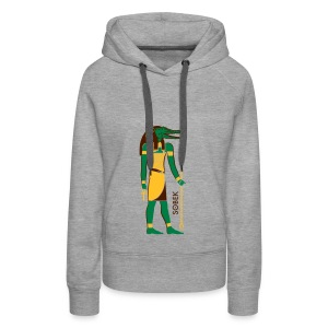 SOBEK God of Egypt - Frauen Premium Hoodie