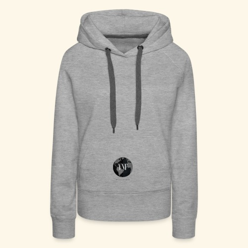 YesterdayNowForever-Logo - Frauen Premium Hoodie