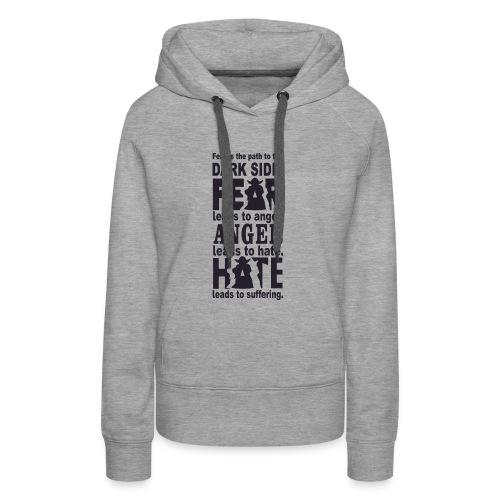 F06 - Women's Premium Hoodie