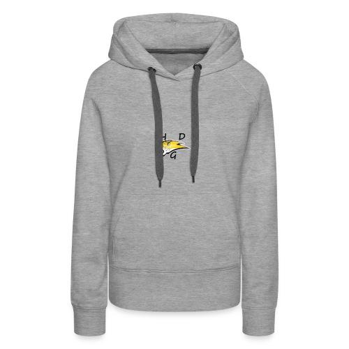 HDG CHEETAH - Vrouwen Premium hoodie