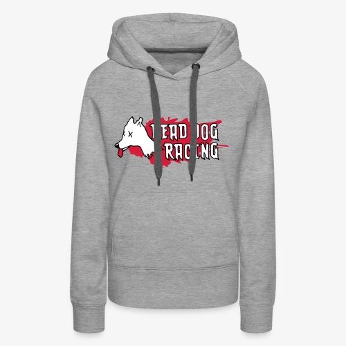 Dead dog racing logo - Women's Premium Hoodie