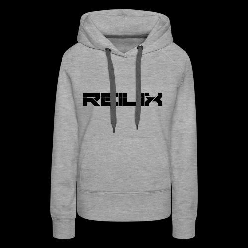 Reilix Logo Merch - Frauen Premium Hoodie