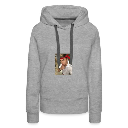 irmaos berti - Sweat-shirt à capuche Premium pour femmes