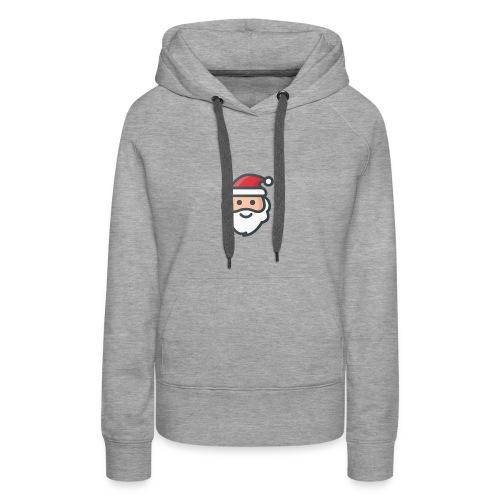 if Santa Claus 1651938 - Women's Premium Hoodie