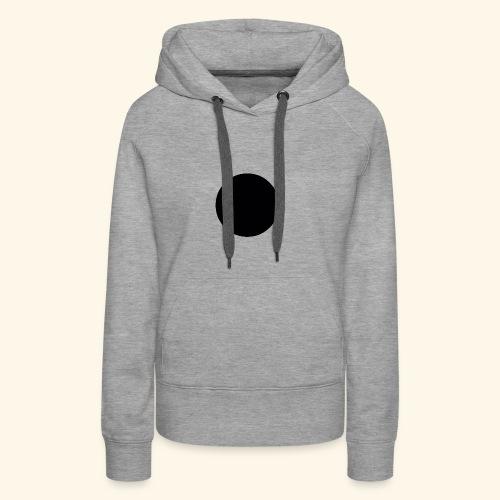 Punto - Sudadera con capucha premium para mujer