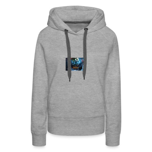 infinity war taped t shirt and others - Women's Premium Hoodie